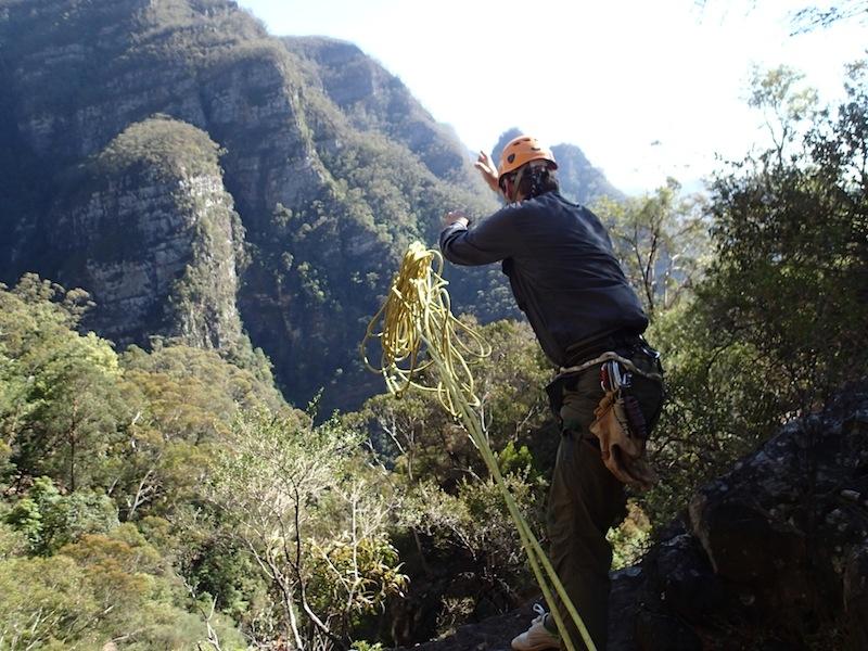 Canyoning — KalangFalls