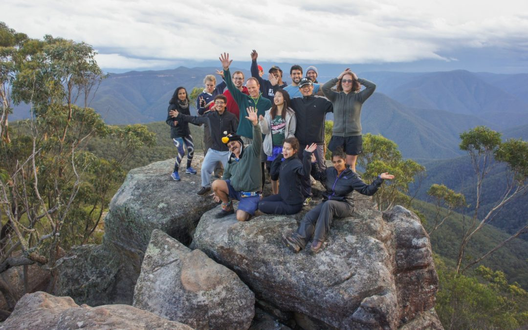 Freshers Trip to Splendour Rock