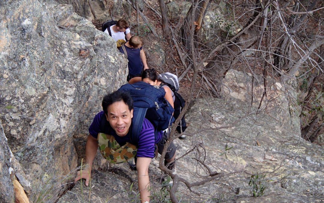 Camping, Bushwalking and Canyoning at Newnes