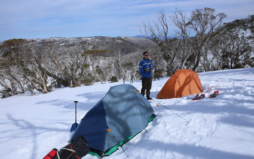Snowy Mountains Snowshoe & Snow Camp