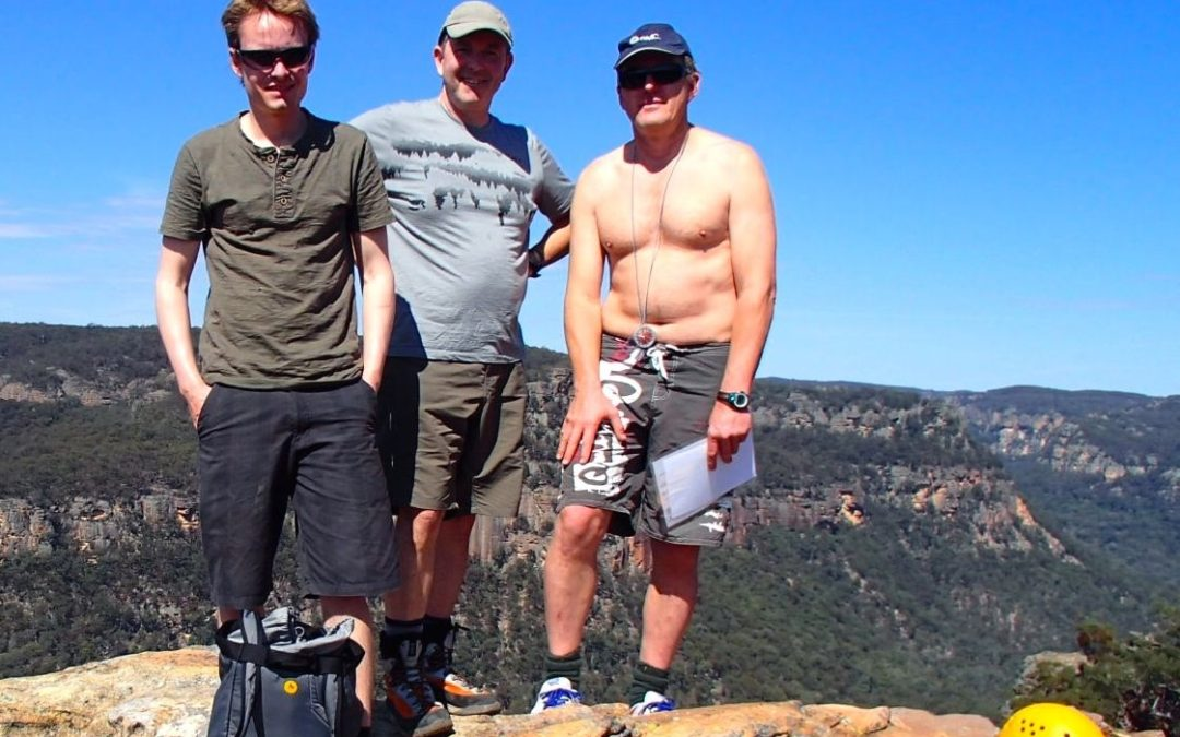 Newnes weekend – Starlight and Pipeline Canyon