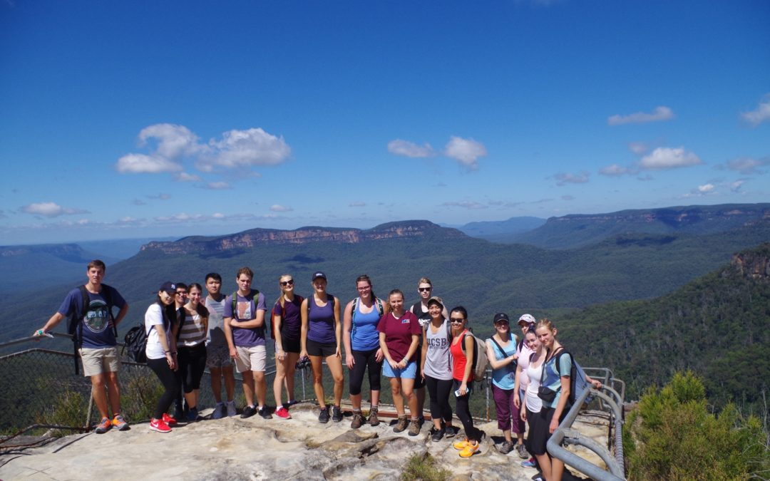 New member walk – Leura to Katoomba
