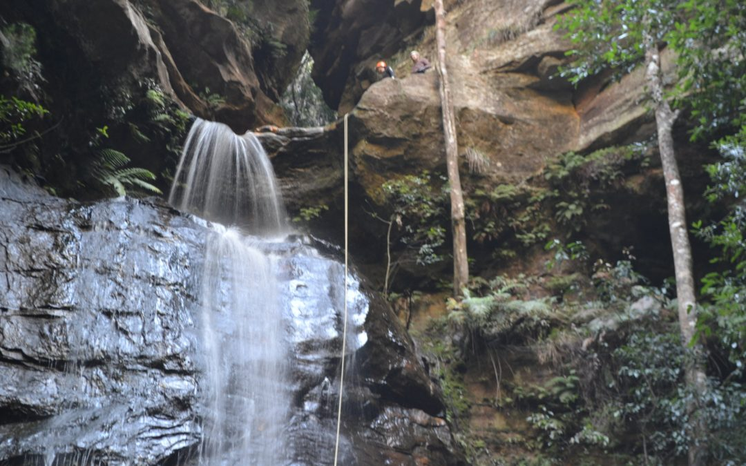 Beginners canyoning, Empress canyon