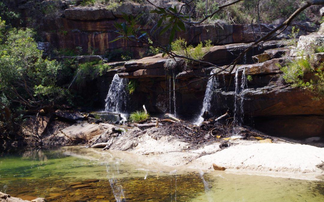 Loftus – Winifred Falls – Bundeena
