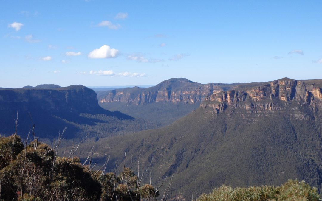 Blackheath to Pulpit Rock
