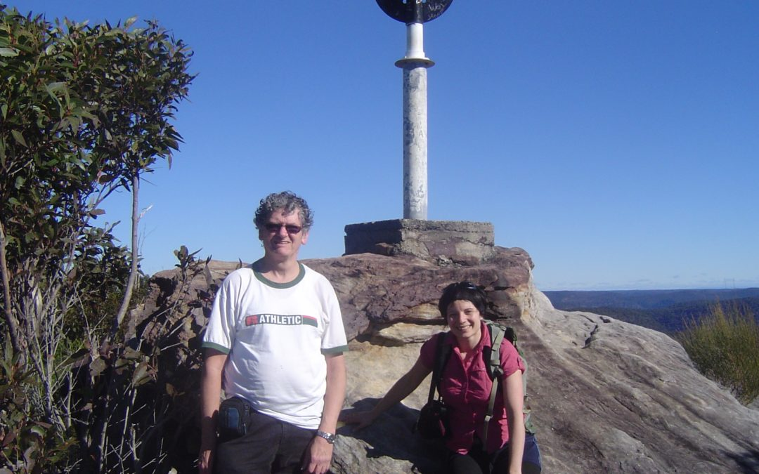 Wentworth Falls to Vera Falls (almost)