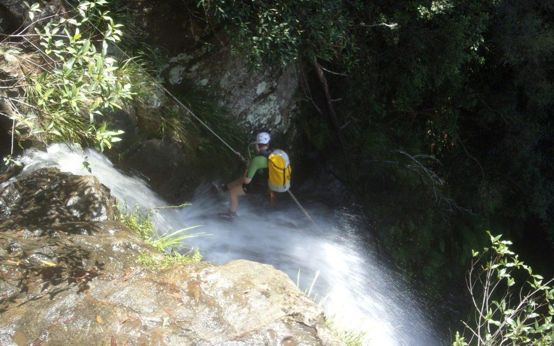 Macquarie Rivulet Canyon
