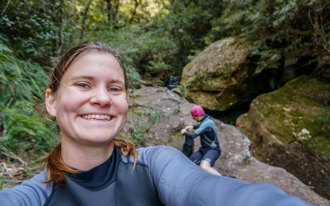 Last Minute Canyoning: Bowens Ck Nth (Lower)