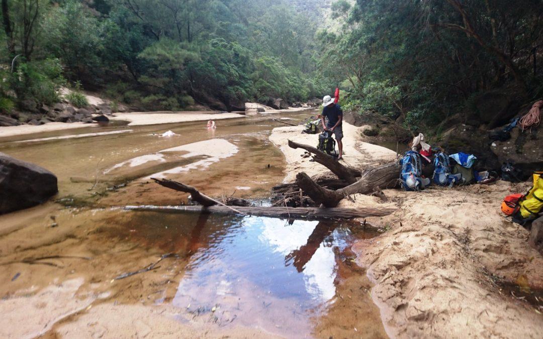 Colo River Canyon Trip
