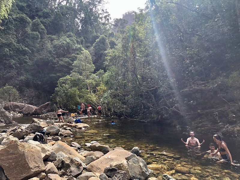 Budderoo Waterfall Weekend