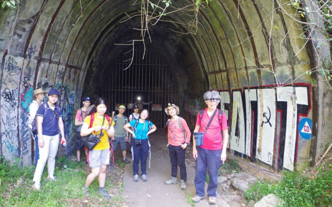 Illawarra Tunnels walk